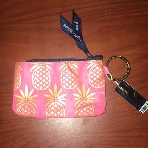NWT Simply Southern Coin/ID purse